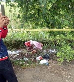 Warga Cilamaya Kulon Digegerkan Penemuan Mayat di Totoang Bayur Kidul