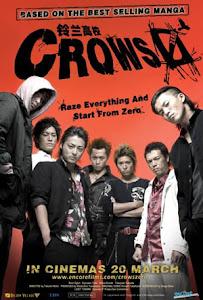 Bá Vương Học Đường 1 - Crows Zero 1 poster