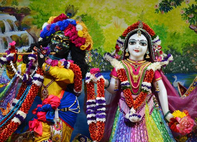 ISKCON Nasik Deity Darshan 20 Jan 2017 (7)