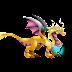 Dragón Rayo de Luz   Lightbeam Dragon