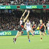 Essendon v Fremantle Round 23 2017