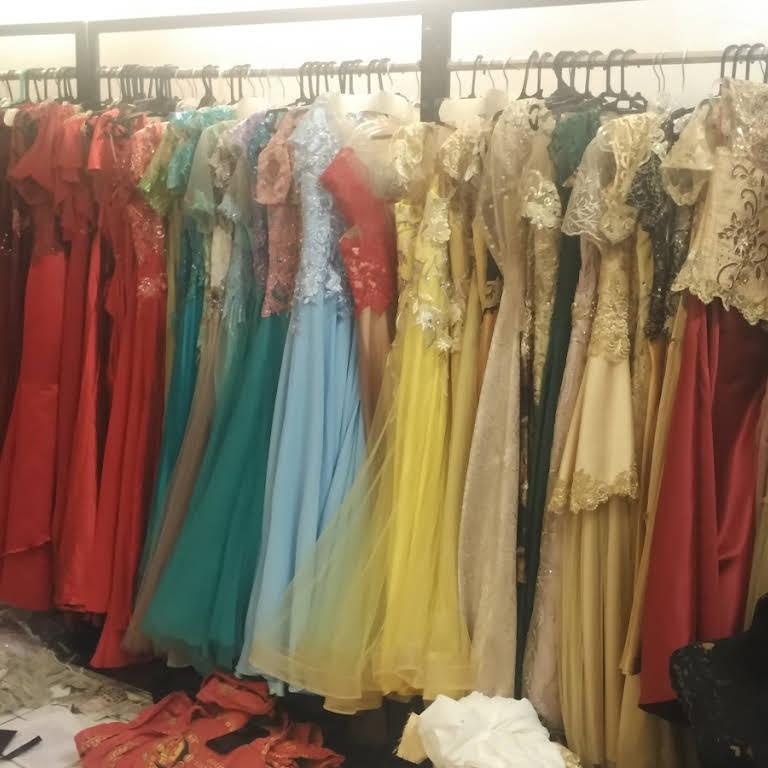 Tirza Sewa Gaun Pesta Dress Store