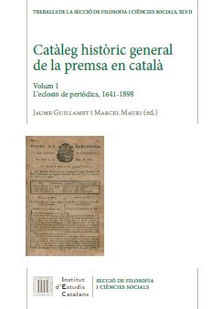 Cataleg historic general de la premsa en catala