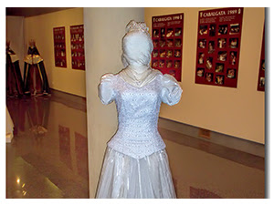 Exposición 25 años Fundacionales Centro Cultural La Almona. Del 19 al 27 de noviembre de 2005.