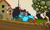 لعبة سيارة المزرعة