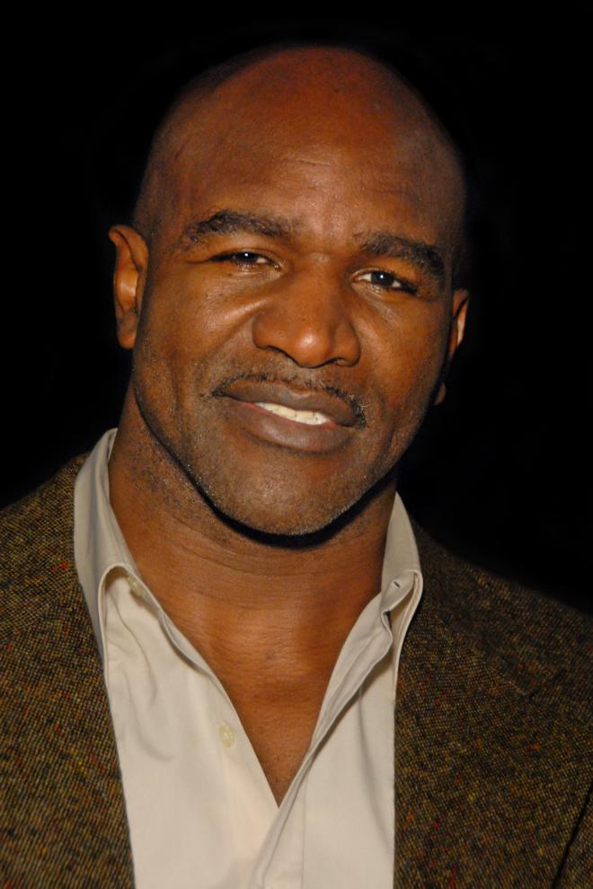 Evander Holyfield Net Worth, Income, Salary, Earnings, Biography, How much money make?