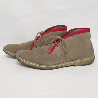 Pierre Hardy Chukka Boots