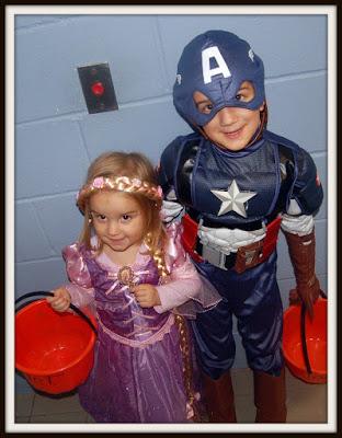 POD: Halloween 2011
