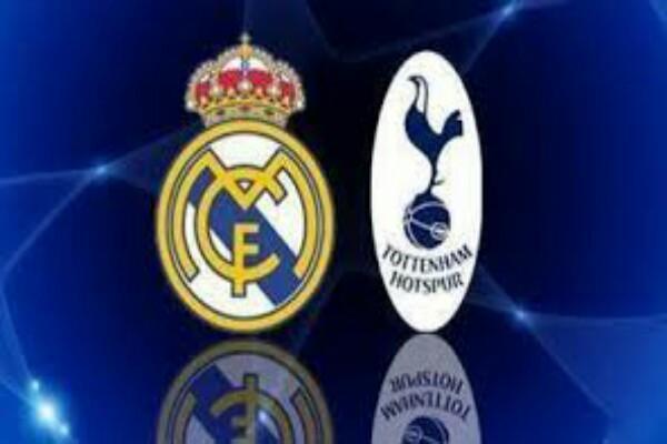 Real Madrid vs Tottenham champions league match highlight