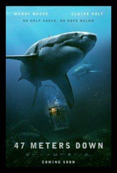 Độ Sâu 47M | Dưới Đáy Đại Dương - 47 Meters Down | In The Deep (2017)
