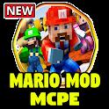 Mod Super Mario Bros for Minecraft PE icon
