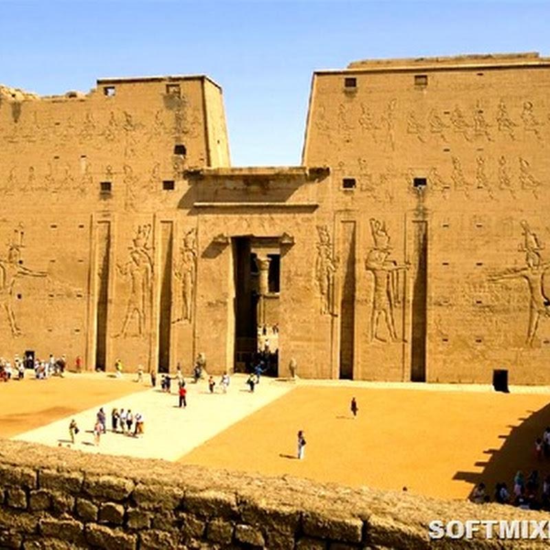 Древние храмы Египта