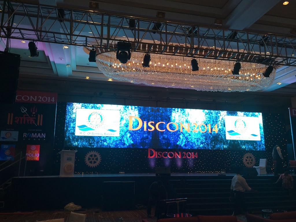 Discon Rotarry Event 2014