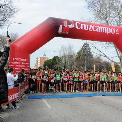 Carrera de Ciudad Real 2013 - Carrera