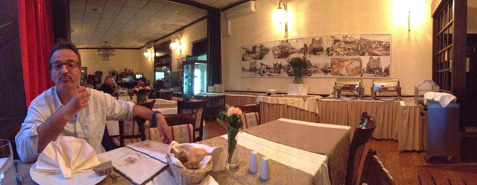 Hotel Continental Restaurant, Rijeka