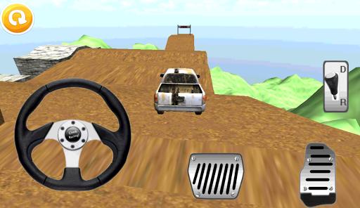 4x4 Truck Hill Racing