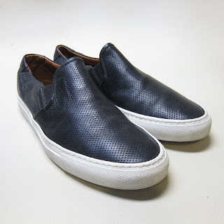 Common Projects Perforated Slip Ons