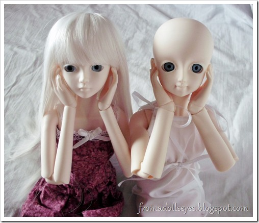 Bjd Body Comparison: Mystic Kids Vs. Doll Family A