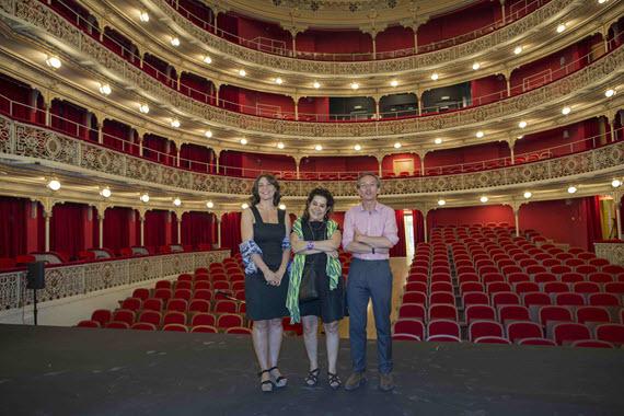 Teatro de la Comedia: finalizan de la obra de rehabilitación y ampliación