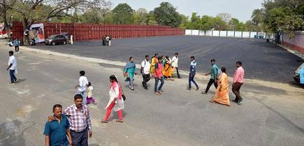 Shops being cleared in Vellore's New Bus Stand ahead of renovation
