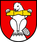Beaver coat of arms