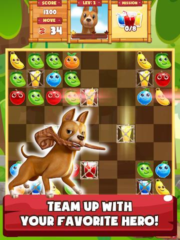 android Tong Daeng Fruity Crush Screenshot 7