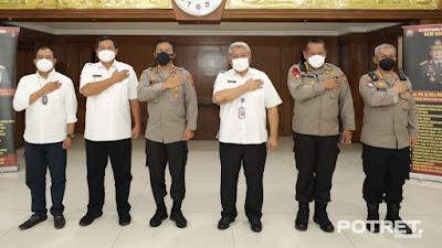 Bangun Sinergitas Pemberantasan Narkotika di Wilayah Jawa Timur