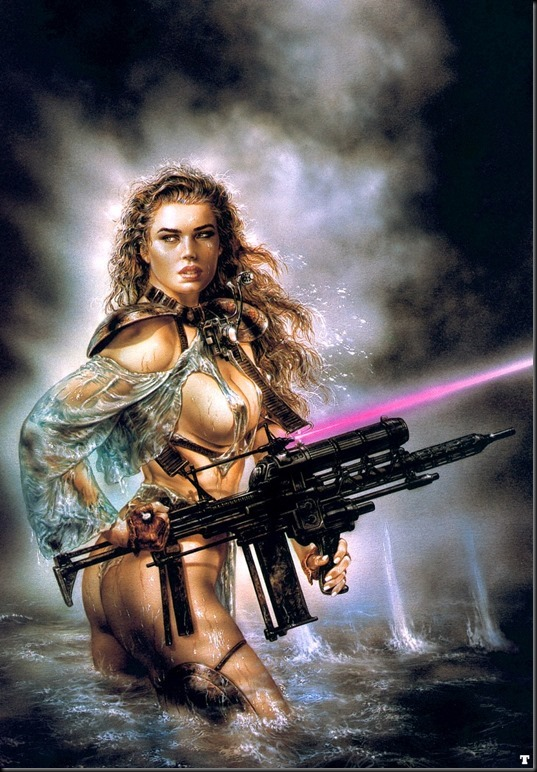 Gallery - The Best - Luis Royo_291087-0015