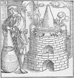 The Water Bath Furnace Taken From Geber Works London 1678