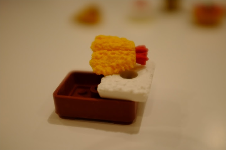 cute japanese eraser sushi