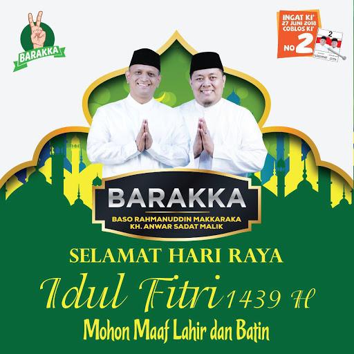 Ini Makna Idul Fitri Bagi DBR