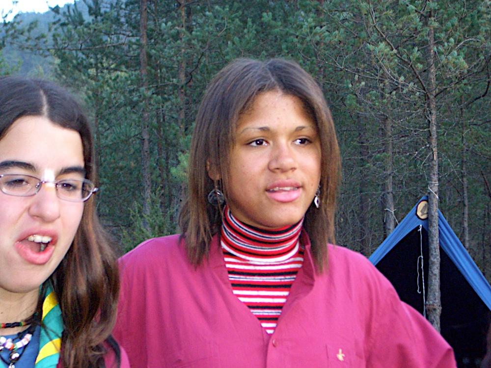 Campaments amb Lola Anglada 2005 - CIMG0271.JPG