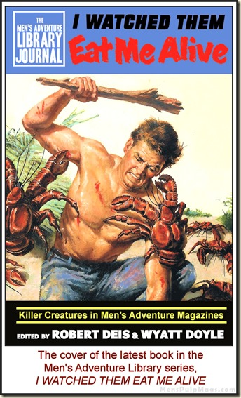Killer Creatures book cover WM