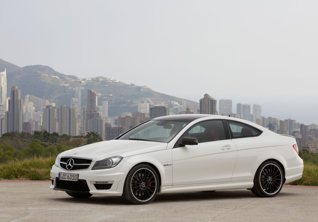 mercedes benz c63 amg coupe w204 benztuning. Black Bedroom Furniture Sets. Home Design Ideas