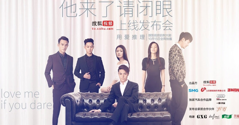Love Me If You Dare China Drama