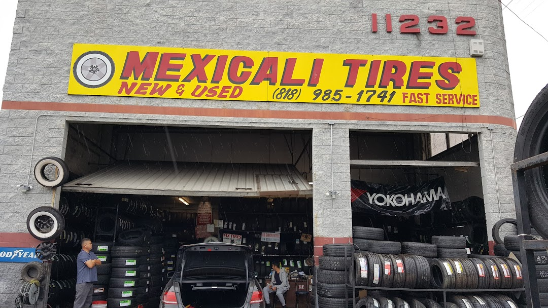 Nearest Used Tire Shop >> Mexicali Tire New And Used Inc Tire Shop In North Hollywood