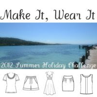 Make It, Wear It Summer Holiday Challenge