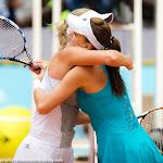 Caroline Wozniacki & Agnieszka Radwanska - Mutua Madrid Open 2015 -DSC_8095.jpg
