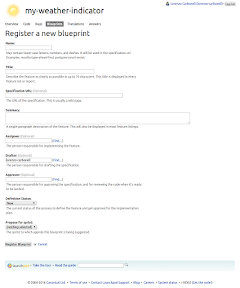 Launchpad y como colaborar con el software libre con esta plataforma. Sugerencias 2