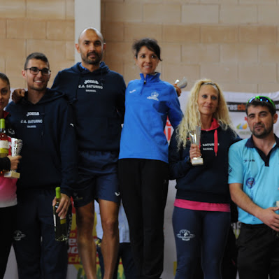Carrera de Argamasilla 2018 - Trofeos
