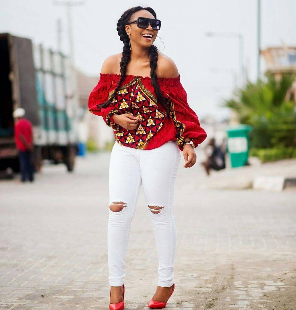 Kitenge Dresses Designs For Young Girls 2