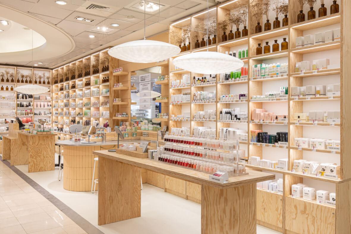 Galerie Lafayette Beauty Lab Beauté Clean