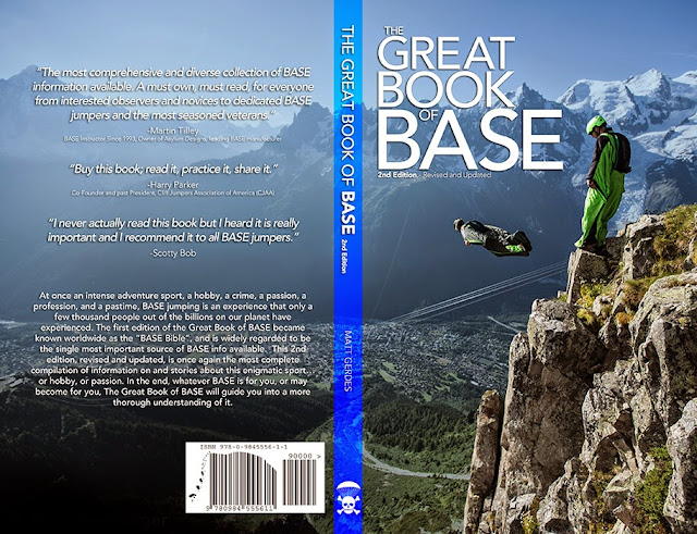 the great book of base second edition base jump