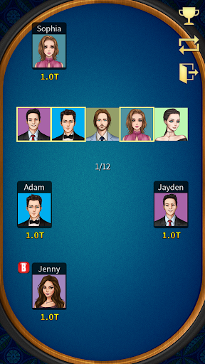 13 Poker - KK Pusoy (PvP) Offline not Online android2mod screenshots 5