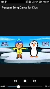 Penguin Song Dance for Kids Offline w/ Lyrics - náhled