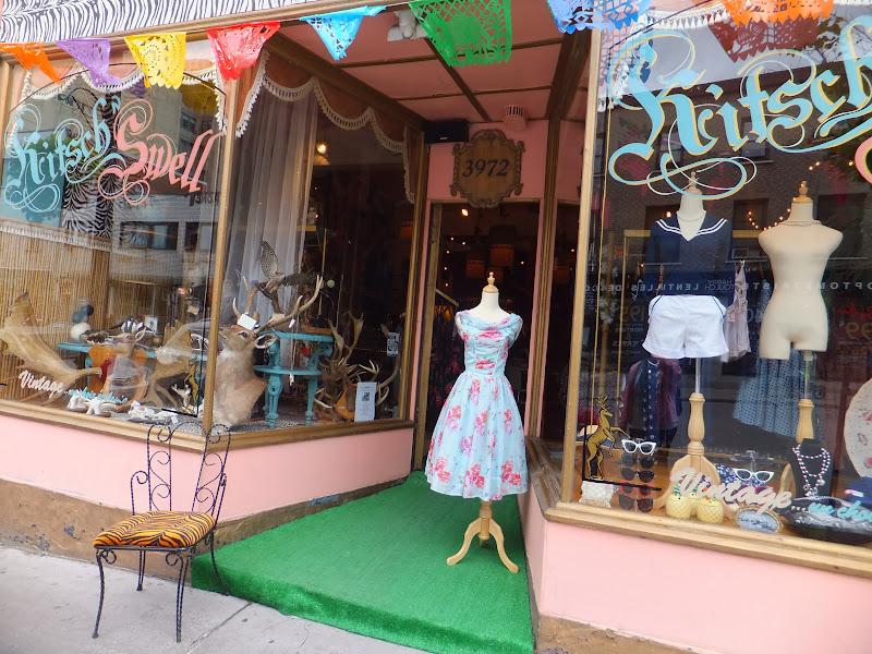 Rue Ste. Cathérine, 36 horas en Montréal, Canadá, Elisa N, Blog de Viajes, Lifestyle, Travel
