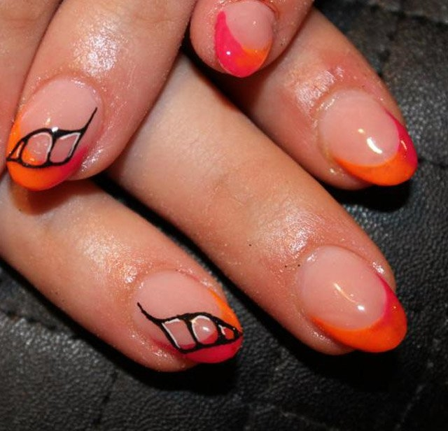 Awesome Bombastic Designs for Nail Art
