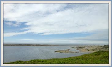 Photo: Overlooking South Branch of Abbott's Lagoon