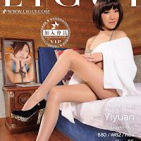 LiGui 2014.04.03 网络丽人 Model 伊园 [34P] cover.jpg
