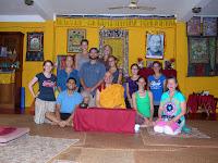 Buddhist Meditation Center Retreat